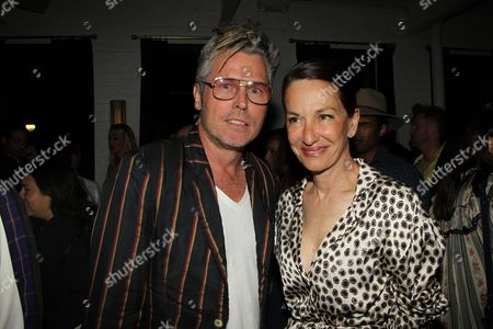 Bill Powers and Cynthia Rowley