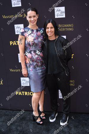 Caroline Baron & Andrea Sperling