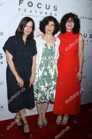Stock Picture of Anne Ross, Sarah Flack and Stacey Battat