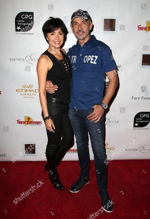 Lorena Mendoza, Shaun Toub