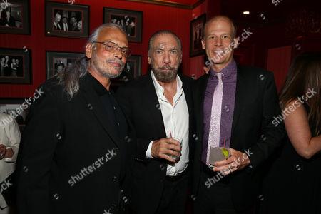 Paul Cohen, John Paul DeJoria, Josh Tickell