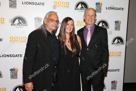 Paul Cohen, Rebecca Tickell, Josh Tickell