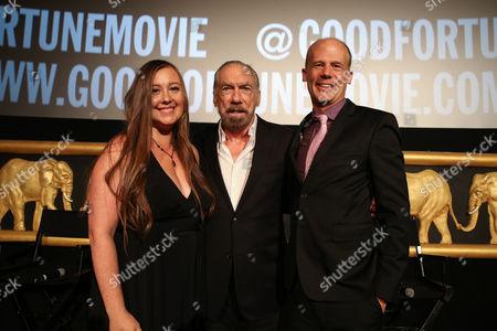 Editorial picture of 'Good Fortune' film premiere, New York, USA - 22 Jun 2017