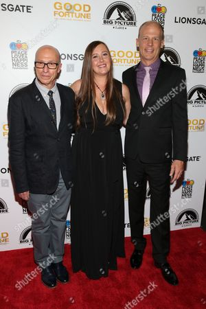 Editorial image of 'Good Fortune' film premiere, New York, USA - 22 Jun 2017