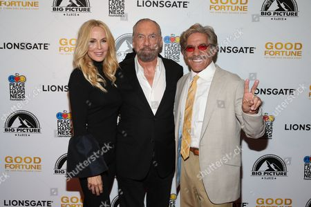 Eloise Broady, John Paul DeJoria,, Geraldo Rivera