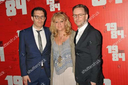 Editorial picture of '1984' Broadway play opening night, Arrivals, New York, USA - 22 Jun 2017