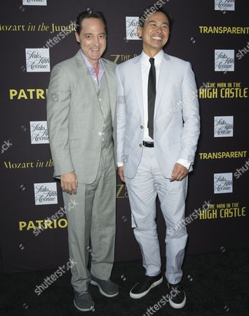 Brennan Brown and Joel De La Fuente