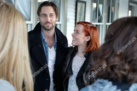 Ryan Eggold, Jena Malone