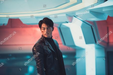 Stock Picture of Wallace Huo
