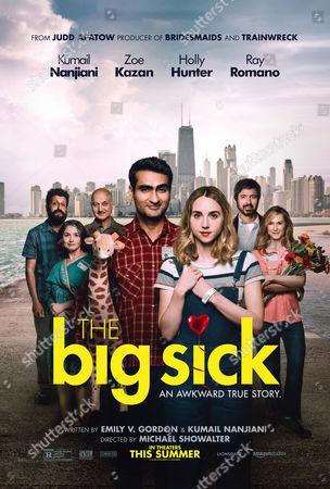 "Editorial photo of ""The Big Sick"" Film - 2017"
