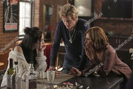Elizabeth Gillies, Denis Leary, Callie Thorne