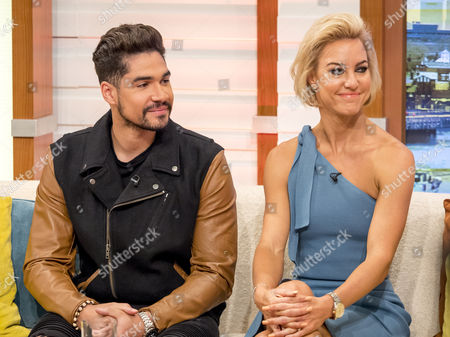 Louis Smith and Natalie Lowe