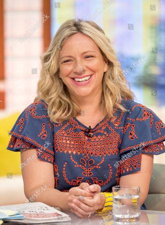 Editorial image of 'Good Morning Britain' TV show, London, UK - 23 Jun 2017