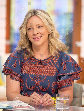 Editorial picture of 'Good Morning Britain' TV show, London, UK - 23 Jun 2017