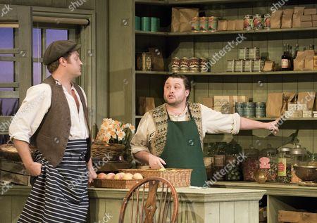 Timothy Nelson as Sid, Richard Pinkstone as Albert Herring