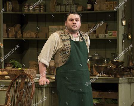 Stock Picture of Richard Pinkstone as Albert Herring