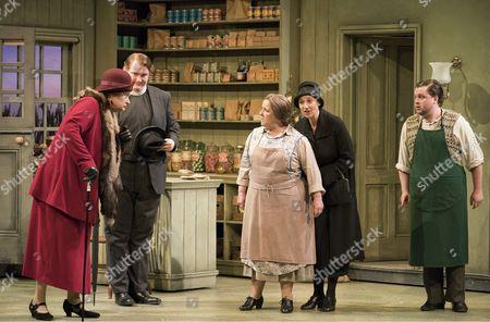 Editorial picture of 'Albert Herring' Opera performed at the Grange Festival, UK, 23 Jun 2017
