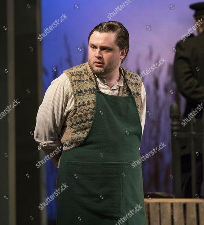 Richard Pinkstone as Albert Herring