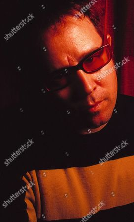 Stock Image of Grant Lee Phillips California 2001