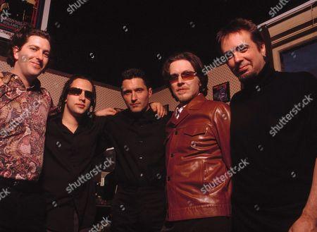 Stock Picture of David Sylvian 2002 San Francisco Ca