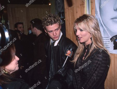 Justin Timberlake Britney Spears Afterparty Her Movie Editorial Stock Photo Stock Image Shutterstock