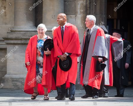 Baroness Shirley Williams, Bryan Stevenson, Dr Robert Darnton