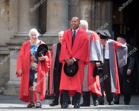Baroness Shirley Williams, Frank Gehry, Bryan Stevenson,