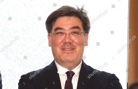 Stock Picture of Alan Gilbert