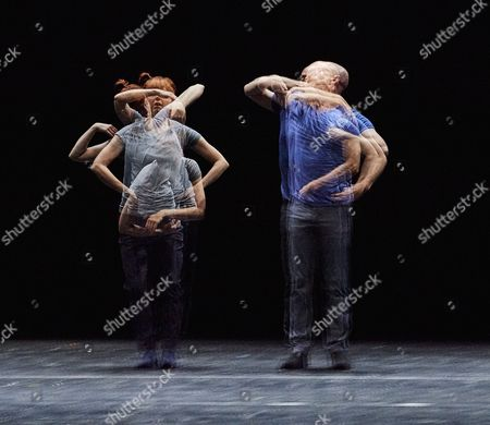 Stock Picture of Catalogue (First Edition)  - William Forsythe Performed by Jill Johnson and Christopher Roman