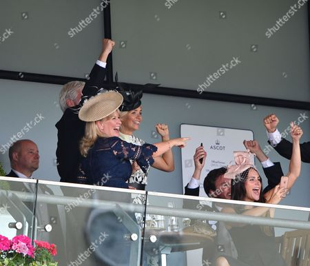 Editorial picture of Royal Ascot, Day Four, UK - 23 Jun 2017