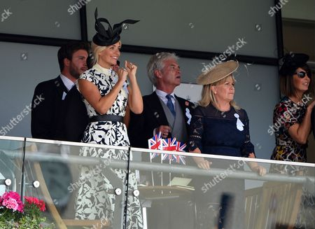 Editorial photo of Royal Ascot, Day Four, UK - 23 Jun 2017