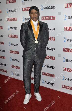 Editorial image of 30th Annual ASCAP Awards, Los Angeles, USA - 22 Jun 2017