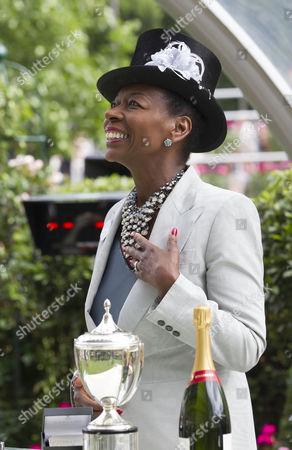 Baroness Floella Benjamin.