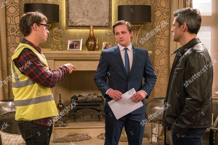 Editorial picture of 'Emmerdale' TV Series - Jun 2017