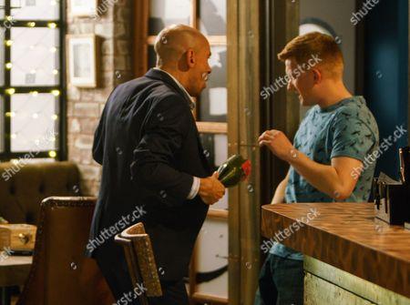 Editorial image of 'Coronation Street' TV Series - Jun 2017