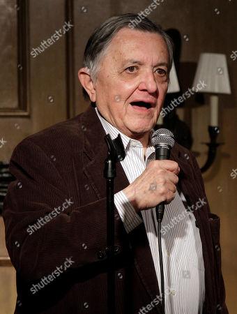 Editorial photo of Obit-Gabe Pressman, New York, USA - 28 Mar 2011