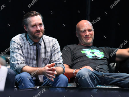 Will Forte and Randy Flagler