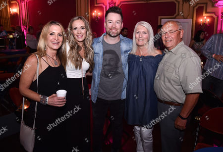 Rachael Stump, David Cook, Leigh Koechner, Beth Foraker and Stanley Cook