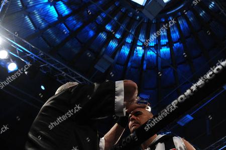 Editorial picture of JD NxtGen Show, Boxing, Walker Activity Dome, Newcastle, United Kingdom - 23 Jun 2017