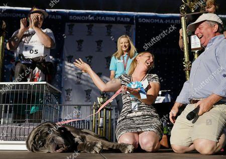 Editorial picture of World's Ugliest Dog, Petaluma, USA - 23 Jun 2017