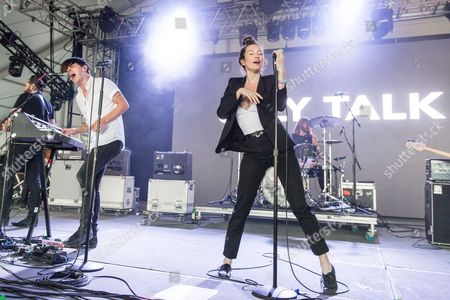 July Talk - Peter Dreimanis, Leah Fay and Danny Miles