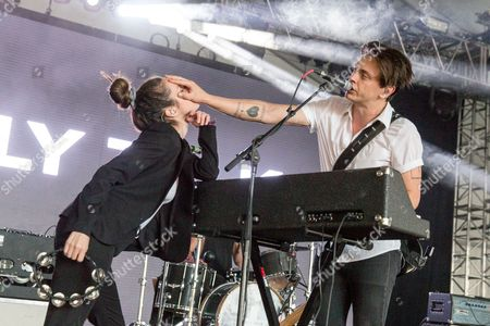 July Talk - Leah Fay and Peter Dreimanis