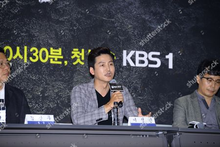 Stock Picture of Lee Jung-jin