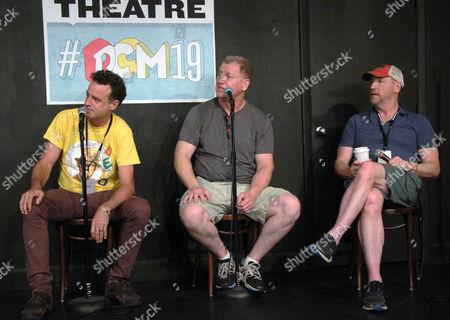 Matt Besser, Ian Roberts, Matt Walsh