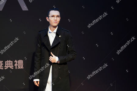 Hong Kong singer Khalil Fong arrives at the 28th Golden Melody Awards in Taipei, Taiwan, . Fong is nominated for Best Male Mandarin Singer for his self-titled album ''JOURNEY TO THE WEST'' at this year's Golden Melody Awards, one of the world's biggest Chinese-language pop music annual events