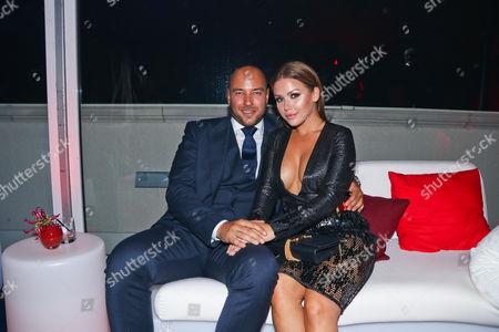 Alexander Beliaikin and Kim Gloss