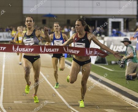 Editorial picture of Track and Field USATF Outdoor Track and Field Championship Day 2, Sacramento, USA - 23 Jun 2017
