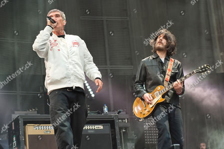 The Stone Roses - Ian Brown, John Squire