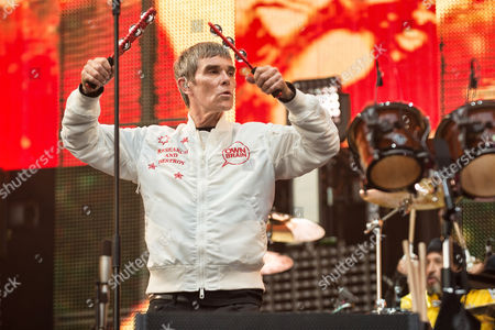 The Stone Roses - Ian Brown