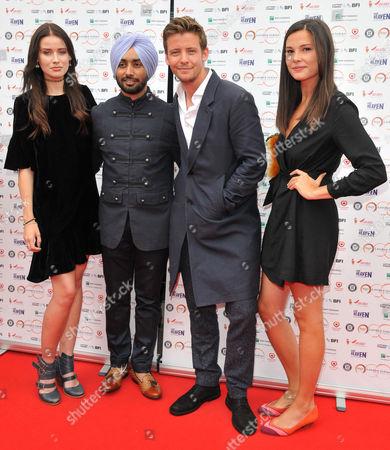 Editorial image of 'The Black Prince' Film Premiere,  London Indian Film Festival, UK - 22 Jun 2017